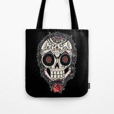 Muerte Acecha Tote Bag