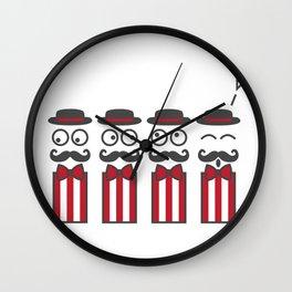 Imperfect Harmony Wall Clock