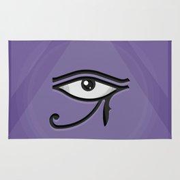 The Eye of Horus (Ra) Rug