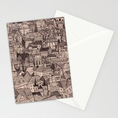 Prague II Stationery Cards