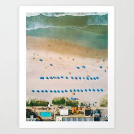 Folly Summer Art Print