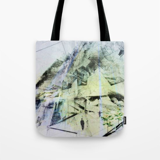 Network Tote Bag