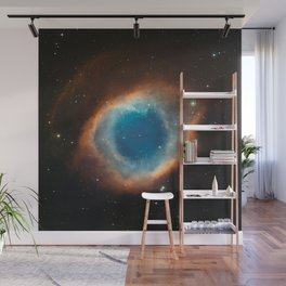 The Helix Nebula Space Photo Wall Mural