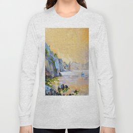 Lonely sailer Long Sleeve T-shirt