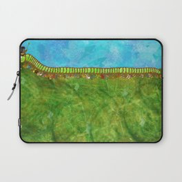 Caterpillar Shoe Fetish Laptop Sleeve