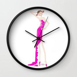 Miss Me - Gala Wall Clock
