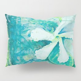 Anole and Jasmine Pillow Sham