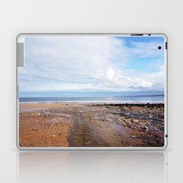 Scottish Beach Laptop & iPad Skin