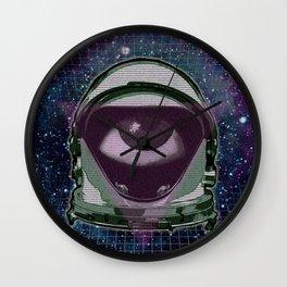 Space Eye Wall Clock