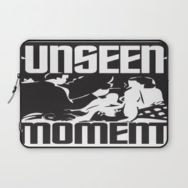 UNSEEN MOMENTS Laptop Sleeve