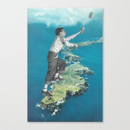 Another Youthful Dreamer Canvas Print