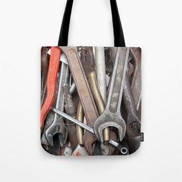 old tools Tote Bag