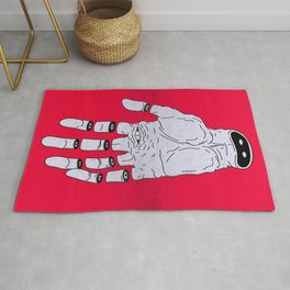 THE HAND OF ANOTHER DESTYNY Rug