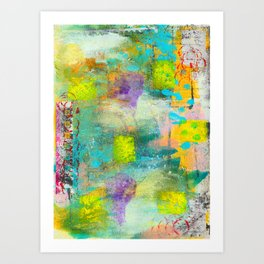 RELOAD Art Print