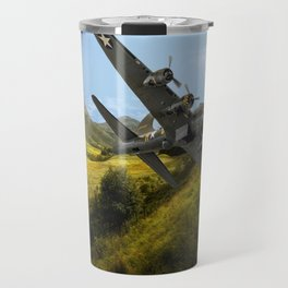 out of the frame Travel Mug