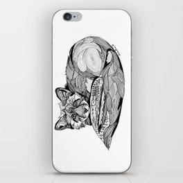 Fox Mystery  iPhone Skin