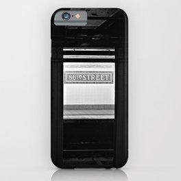 86th Street iPhone Case