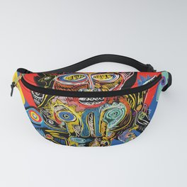 Spirit of Nature is talking to us  Fanny Pack