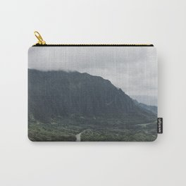 Through the Green Mountain - Hawaii Carry-All Pouch