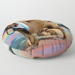 No Ifs, Ands, Or Butts! Floor Pillow