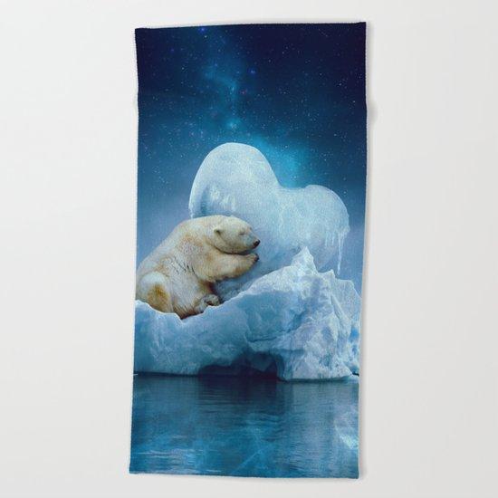 desiderium II Beach Towel