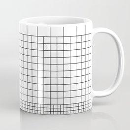 3 Grids Coffee Mug