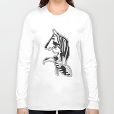 The knight - Emilie Record Long Sleeve T-shirt