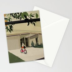 Bikes are for the summer Stationery Cards