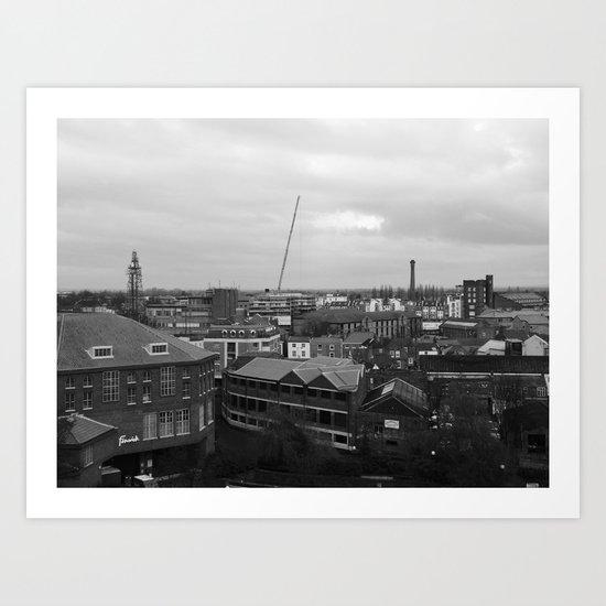 York #180 Art Print
