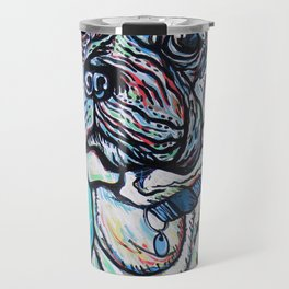 Pug My Love Travel Mug