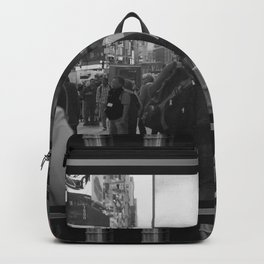 Reflections in Color: New York City Backpack