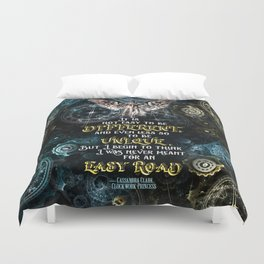 Infernal Devices - Easy Road Duvet Cover