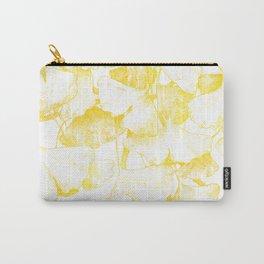 Ginkgo biloba (Autumn gold) Carry-All Pouch