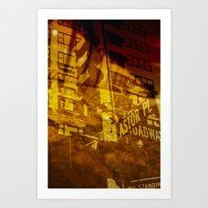 New York Series #2 Art Print