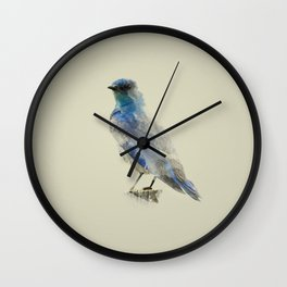 Old B(ird)-Boy Wall Clock