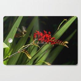 Rufous Hummingbird 2 Cutting Board