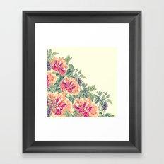 Summer Garden 5 Framed Art Print