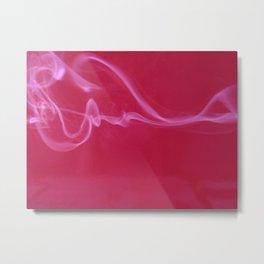 smokedrift 03: heart Metal Print