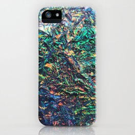 Holo Opal iPhone Case