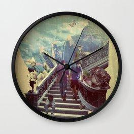 La Vie Wall Clock