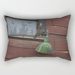 Lamps in the Beltline Rectangular Pillow