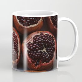 Pomegranates in Israeli Market Coffee Mug