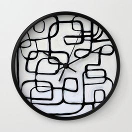EVENFLOW Wall Clock