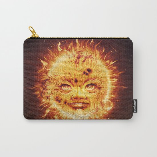 The Sun (Young Star) Carry-All Pouch