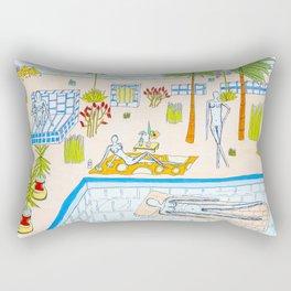 Better then here Rectangular Pillow