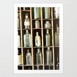 Deer Isle Series: If I Could Bottle It Art Print