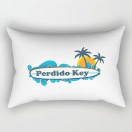 Perdido Key - Florida. Rectangular Pillow