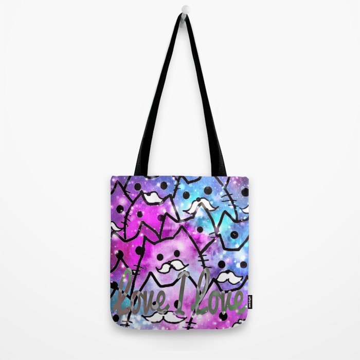 cat-217 Tote Bag