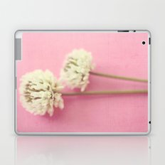 sweet clover Laptop & iPad Skin