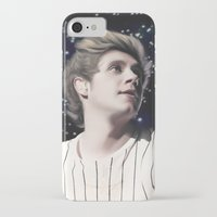 niall iPhone & iPod Cases featuring Niall OTRA by Clara J Aira